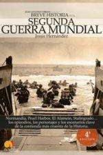 Libro Breve historia de la segunda guerra mundial De Norman Stone