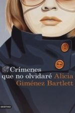 Libro Crímenes que no olvidaré De Alicia Giménez Bartlett