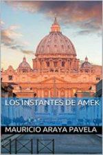 Libro Los instantes de Amek De Mauricio Araya Pavela
