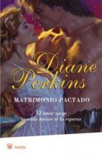 Libro Matrimonio pactado De Rosa M. Sáenz